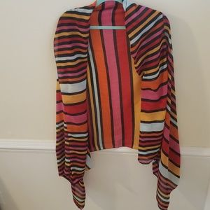Nine West lightweight blanket scarf